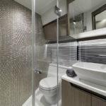 Galeon 425 HTS salle d'eau