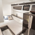 Galeon 430 SKYDECK cabine double