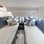 Galeon 430 SKYDECK cabine secondaire