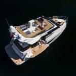 Galeon 460 FLY aménagements exterieurs