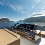 Galeon 460 FLY poste pilotage fly