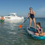 Regal 33 OBX paddle board