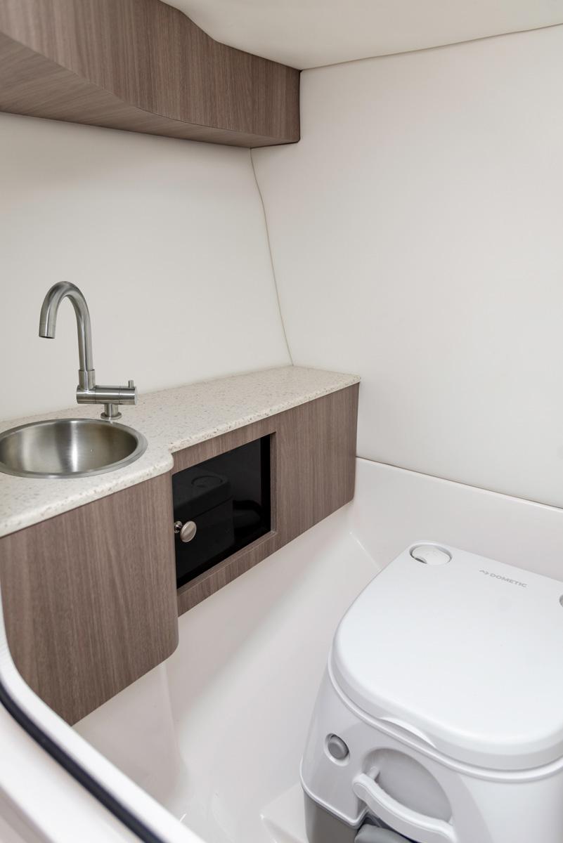 Regal LS6 toilettes