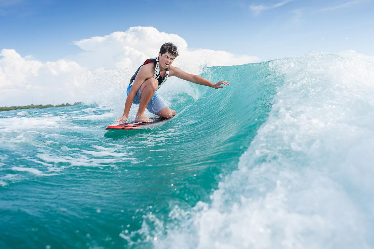 Regal 2300 RX SURF sillon