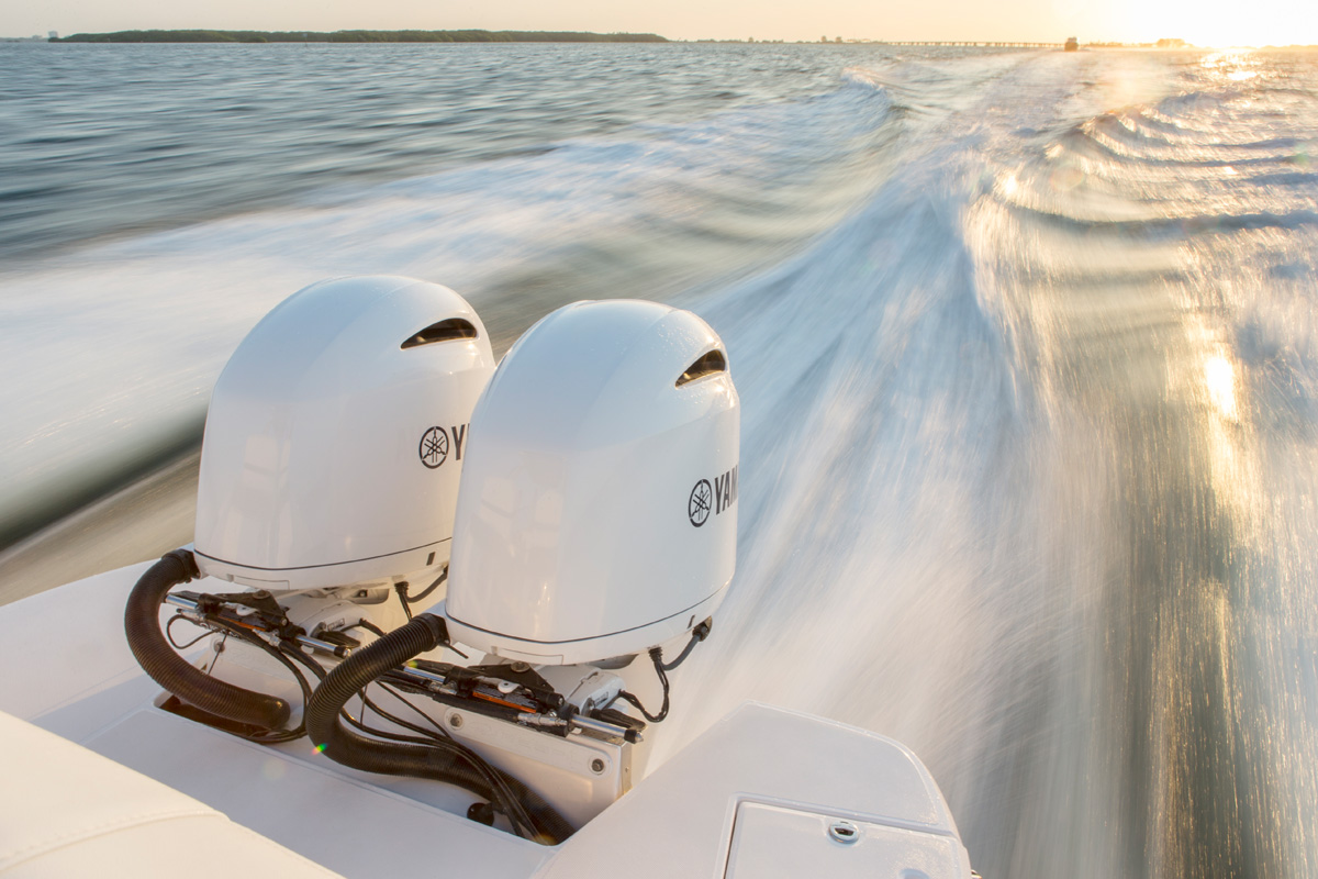 Regal 29 OBX Hors-bord moteurs yamaha