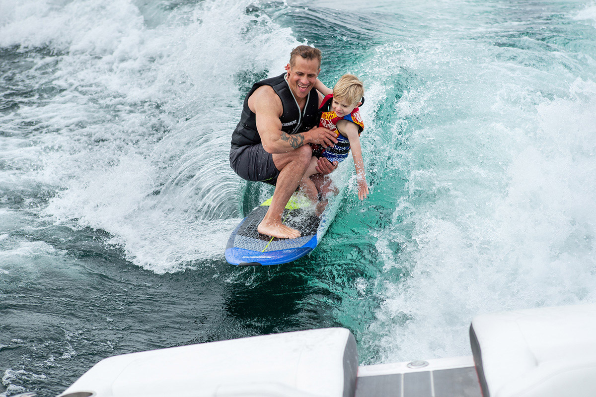 Regal LS2 SURF surfer enfant