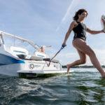 Regal LS6 SURF saut