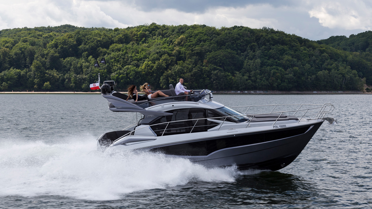 GALEON 360 FLY exterieur