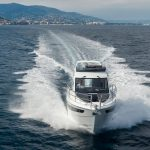 Galeon 300 FLY face