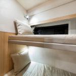 Galeon 370 HTC cabine superposés