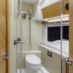 Galeon 400 FLY salle d'eau supplémentaire