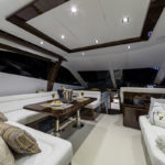 Galeon 550 FLY salon