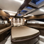 Galeon 640 FLY cabine pointe