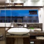 Galeon 640 FLY salle d'eau