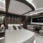 Galeon 650 SKYDECK cabine transversale