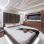 Galeon 680 FLY cabine transversale