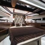 Galeon 780 CRYSTAL cabine pointe
