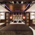 Galeon 780 CRYSTAL cabine transversale