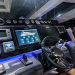 Galeon 780 CRYSTAL poste pilotage