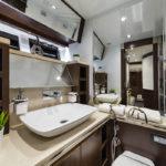 Galeon 780 CRYSTAL salle d'eau