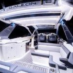 Galeon 325 GTO cockpit