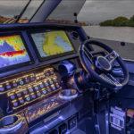 Galeon 325 GTO poste pilotage