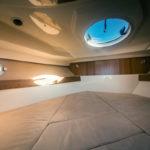 Parker 800 Weekend cabine