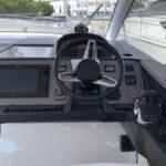 Princess V40 Sport poste pilotage